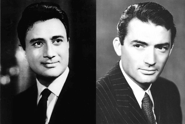 Dev Anand the desi Gregory Peck?