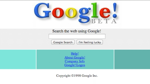 Google started as a research project by Larry Page and Sergey Brin.