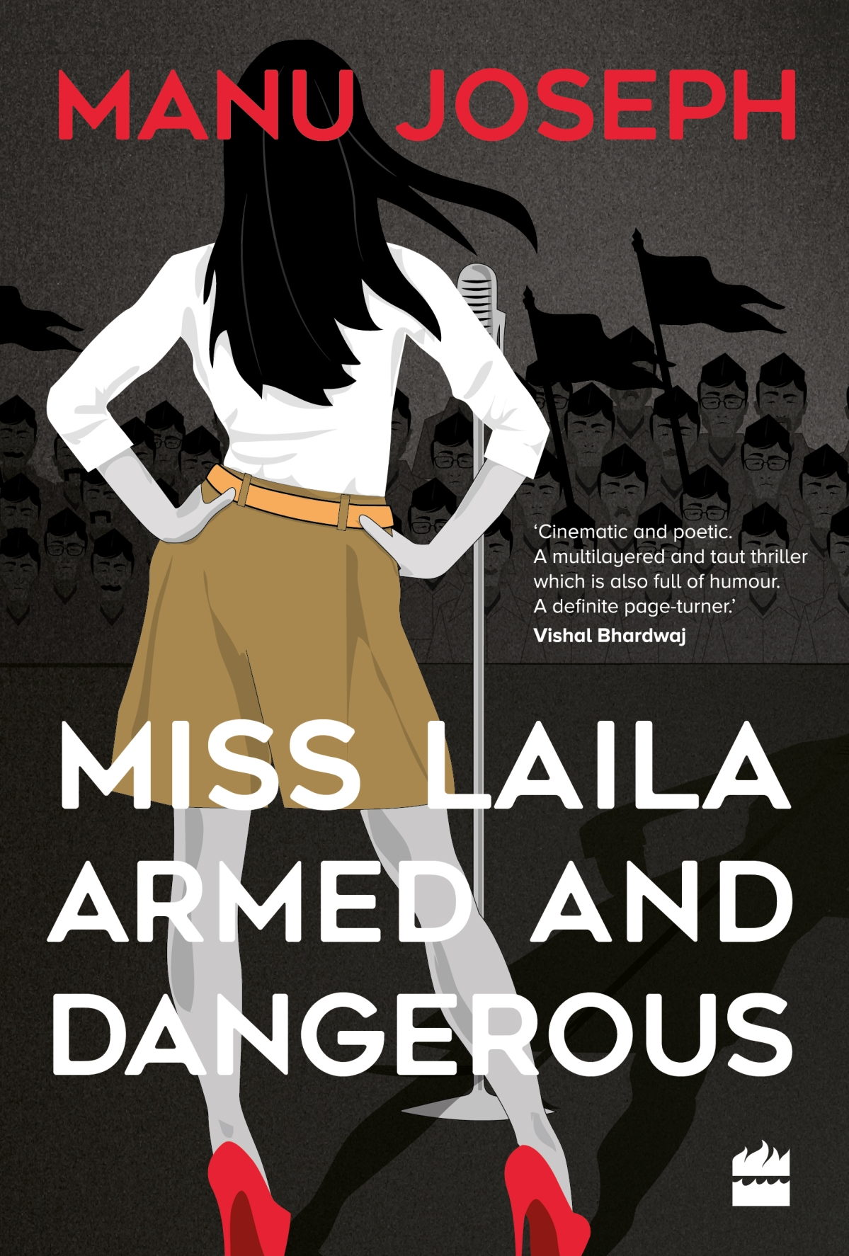 Book Review: Manu Joseph's India, Armed and Dangerous - The