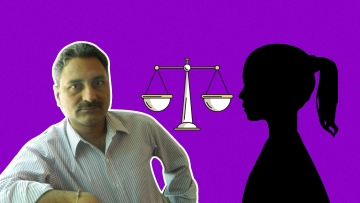 The 'Peepli Live' co-director, was given the benefit of doubt and acquitted of rape charges.
