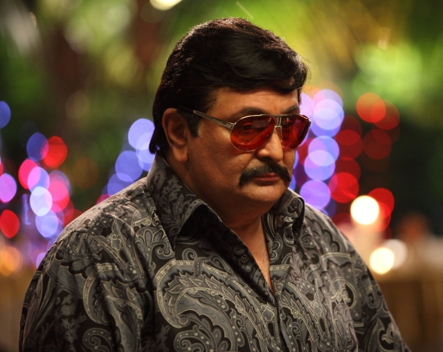 Rishi Kapoor plays the role of an underworld don modelled around Dawood Ibrahim in D Day