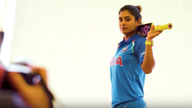 When India made it to the semis of the ICC Women's World Twenty20 in 2010, Mithali was carrying the Indian batting line-up on her shoulders.