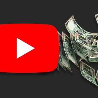 Google's annual revenue generated from YouTube is almost 4 billion US dollars