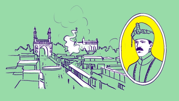 The story of how the the richest, most popular princely state of Hyderabad became a part of India.