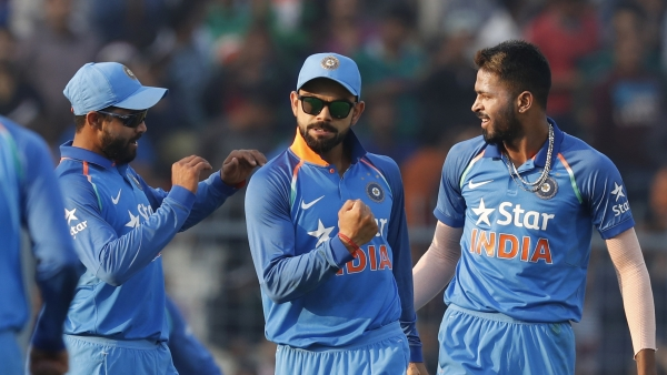 Virat Kohli will lead India as they take on Australia in the upcoming 5-match ODI series.