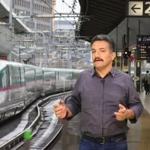 The Shinkansen E5 Bullet Train will run between Mumbai and Ahmedabad.
