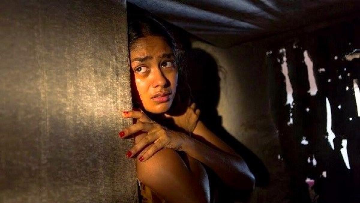 Mrunal Thakur as Sonia in film<i> Love Sonia</i>.&#8221; data-reactid=&#8221;330&#8243;><figcaption class=