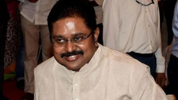 TTV Dhinakaran is an AIADMK politician and Sasikala's nephew.