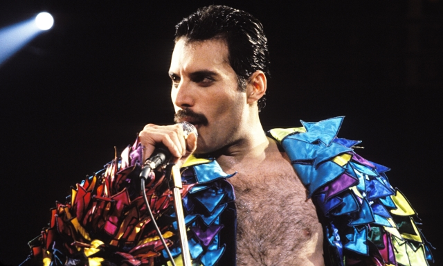 <i>Bohemian Rhapsody</i> hopes to immortalise Queen lead singer Freddie Mercury.