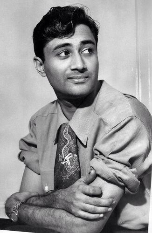 Dev Anand: Bollywood's Peter Pan.