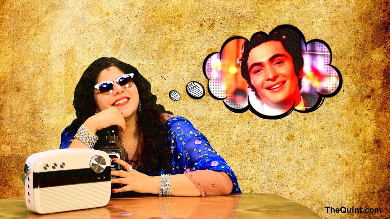 Pammi Kaur celebrates Rishi Kapoor's birthday.