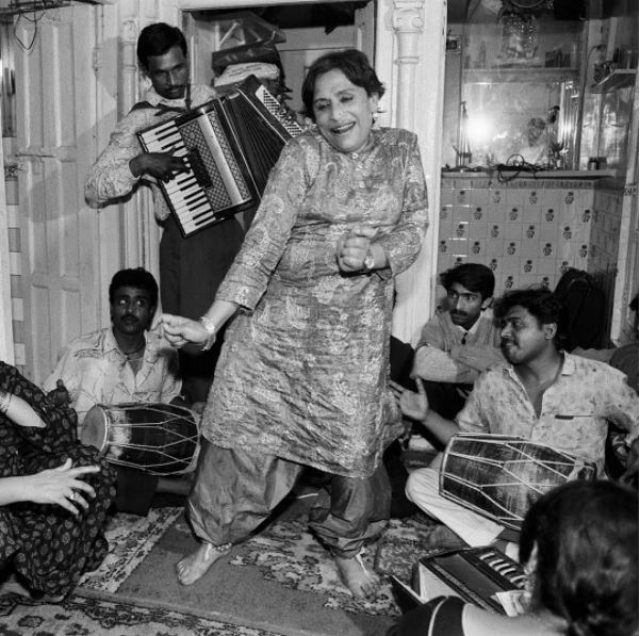 Mona Ahmed loved to dance.