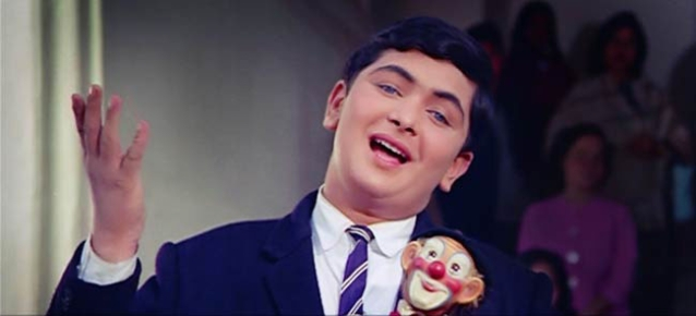 Rishi Kapoor made his debut in Mera Naam Joker