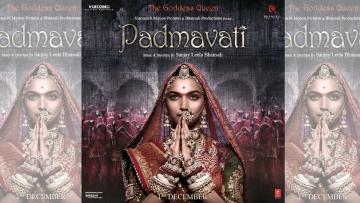 Deepika Padukone in <i>Padmavati.</i>