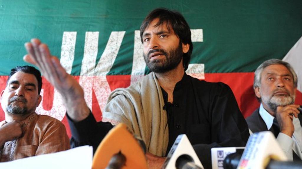 Yasin Malik-Led JKLF Banned Under Anti-Terror Law