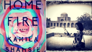 Pakistani novelist Kamila Shamsie's novel, <i>Home Fire</i>, has earned a place on the Man Booker Longlist this year.