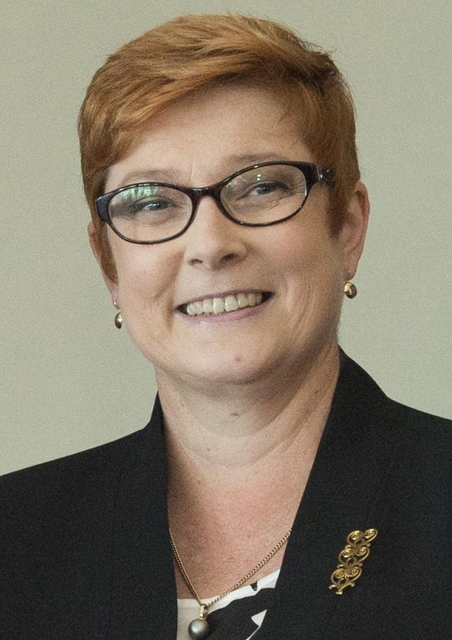 File image of Marise Payne.