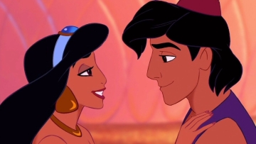 A scene from the Disney classic<i>Alladin</i>.