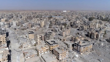 UN estimated in September 2017 that 80% of Raqqa is now uninhabitable as a result of the years of fighting and airstrikes.