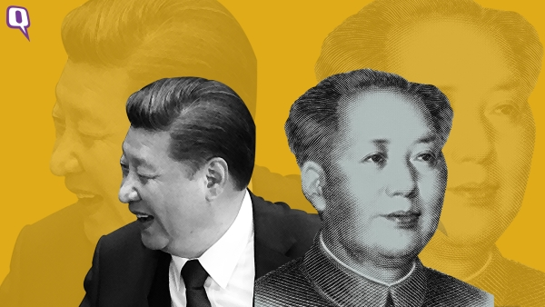 Is President Xi Jinping trying to divert attention from real issues that confront China by invoking Mao's legacy?