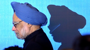 File image of former Prime Minister Manmohan Singh at the 5th East Asia Summit, Hanoi.