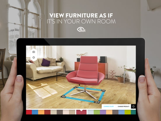 Amikasa helps visualise your home interiors.