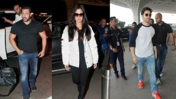 Where B-town stars were spotted this week.