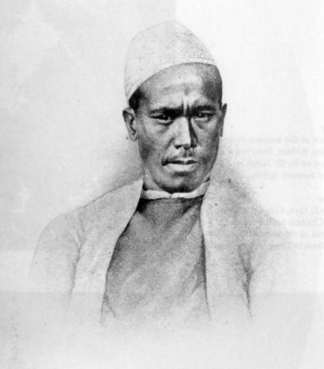 Nain Singh Rawat - The original Indian land surveyor.