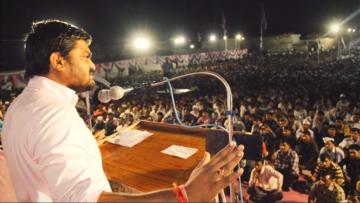Hardik Patel, millennial agitator and Gujarat's angry young man.