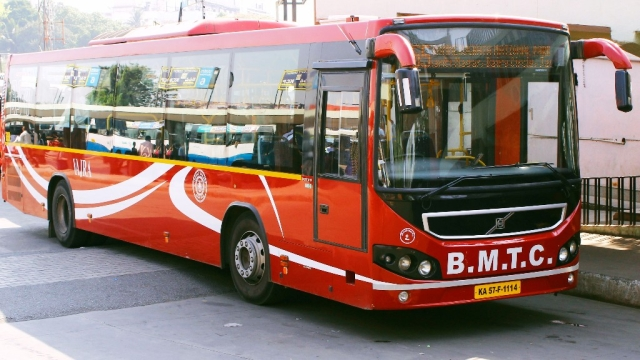 BMTC is planning to set up real time monitoring of the buses.