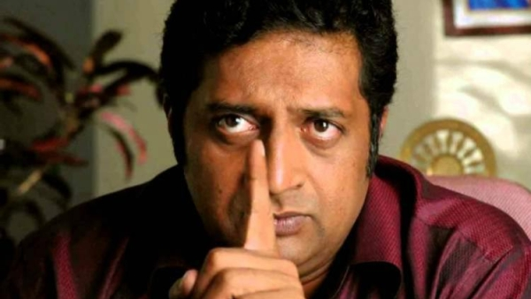 Actor Prakash Raj.