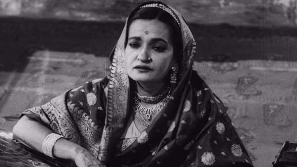 Tribute to the queen of ghazals, Begum Akhtar.