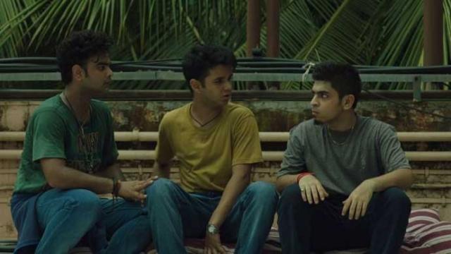A scene from <i>Laakhon Mein Ek. </i>
