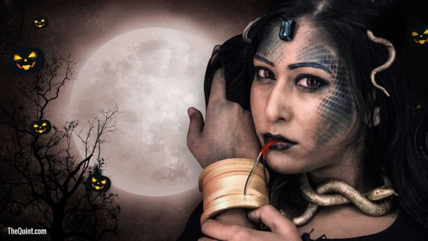 This Halloween, transform into Naagin