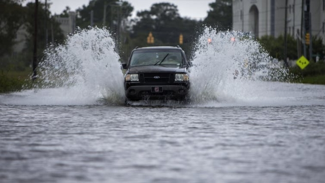 Nuisance flooding – flooding from ordinary high tides exacerbated by sea level rise and accompanying land subsidence – has increased 400 percent in Charleston, South Carolina since 1960.