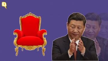 As Xi Jinping emerges a strong leader after Mao and Xiaoping, will he be able to realise the Chinese dream? <i>(Photo: Erum Gour/ <b>The Quint</b>)</i>