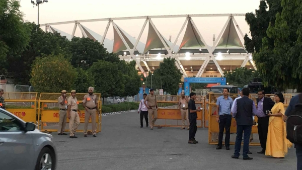 Palinder Chaudhary committed suicide by hanging himself from a ceiling fan at the capital's Jawaharlal Nehru Stadium.