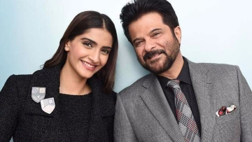 Sonam and Anil Kapoor are coming together for a film.