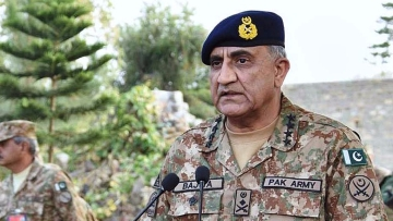 File image of Pakistan Army Chief Qamar Javed Bajwa.