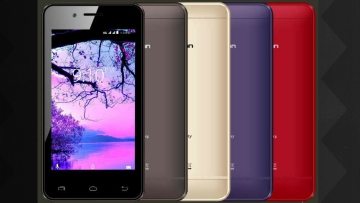The new Karbonn A40 Indian launched in India