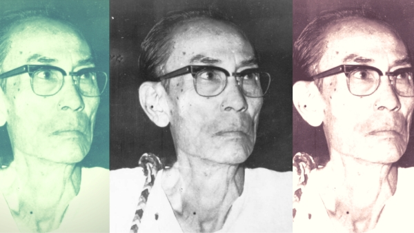 The one and only musical genius, SD Burman.