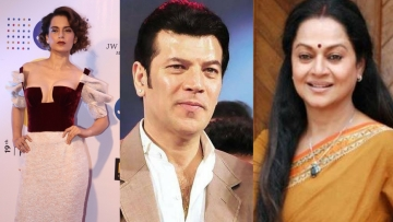 Kangana Ranaut, Aditya Pancholi and Zarina Wahab are now embroiled in a legal battle.