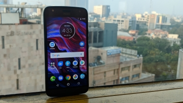 Moto X4 is another mid-range contender.