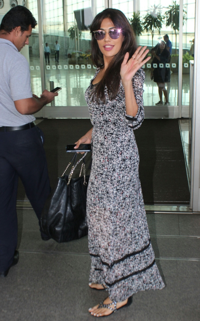 Chitrangada Singh mixes style and grace effortlessly.