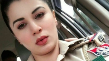 Actress Kainaat Arora plays an officer in the Punjab Police in an upcoming Punjabi film.