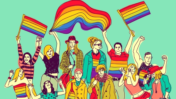 Why is it so difficult to accept the LGBTQ community?