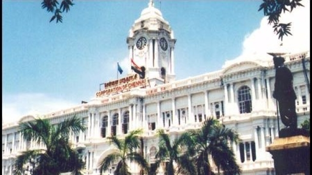 The Chennai Corporation will be getting insights on resilience strengths and challenges in the city and how to get funding for infrastructure projects.