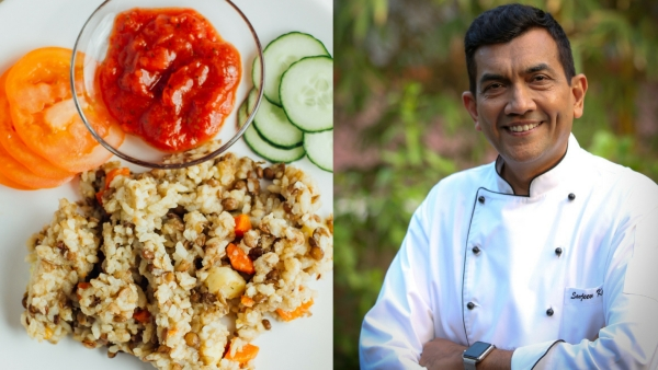 We caught up with Chef Sanjeev Kapoor on  what makes khichdi a wholesome household favourite.
