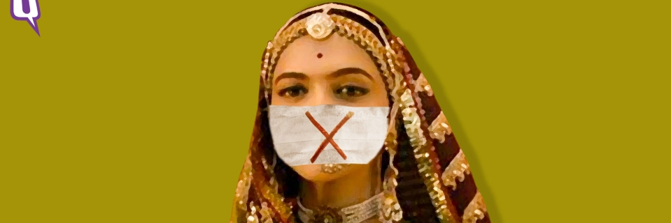 Padmavati Scandal is Proof of Slow Death of Creativity in