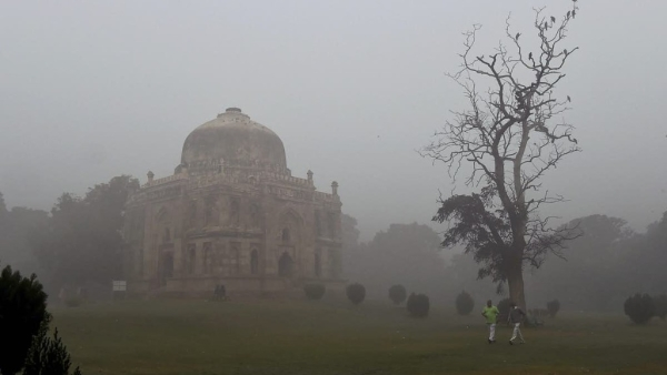 A smog-laden Delhi has worried many foreign diplomats.